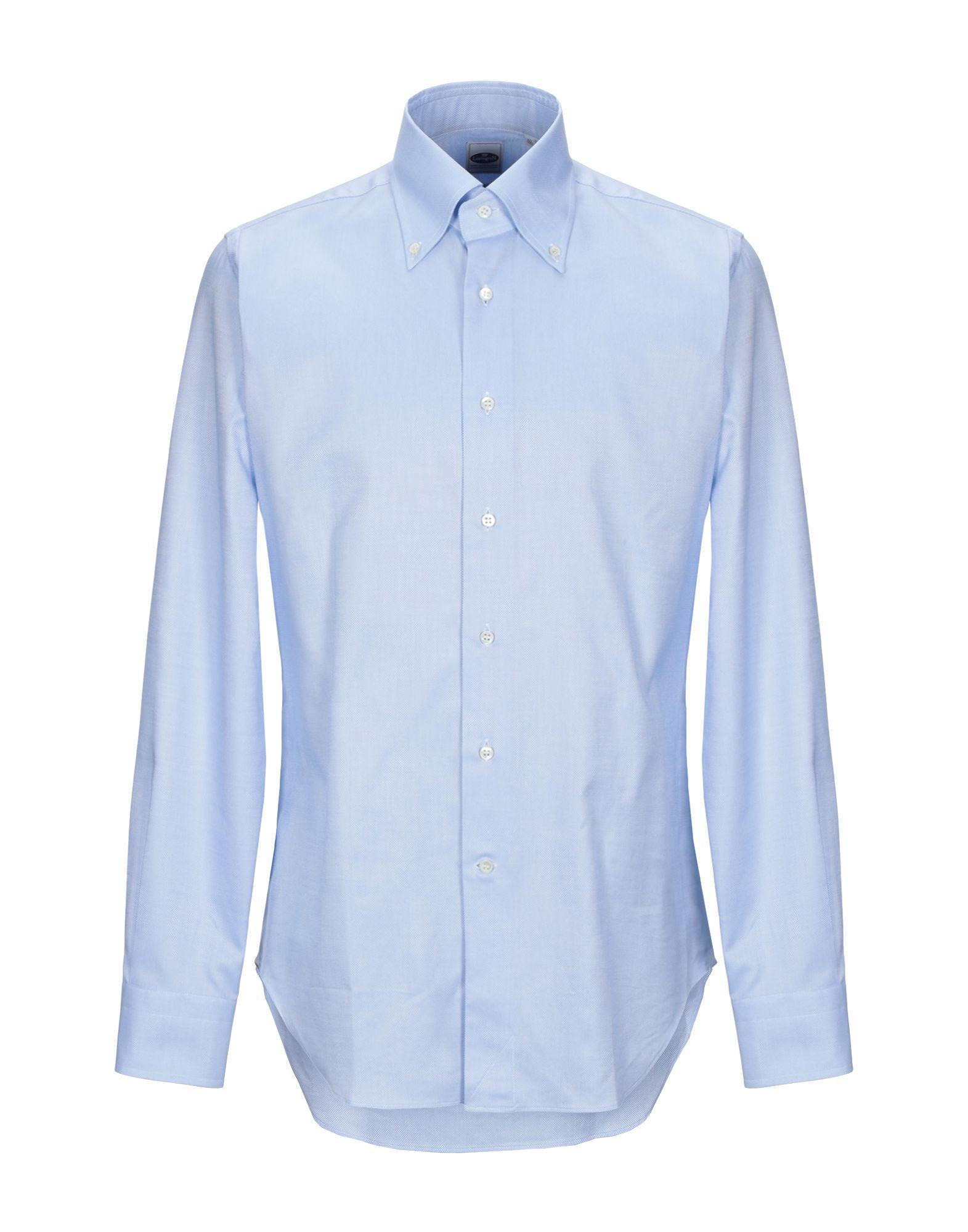 Camicia Tinta Unita Lexington herren - 38836073GF
