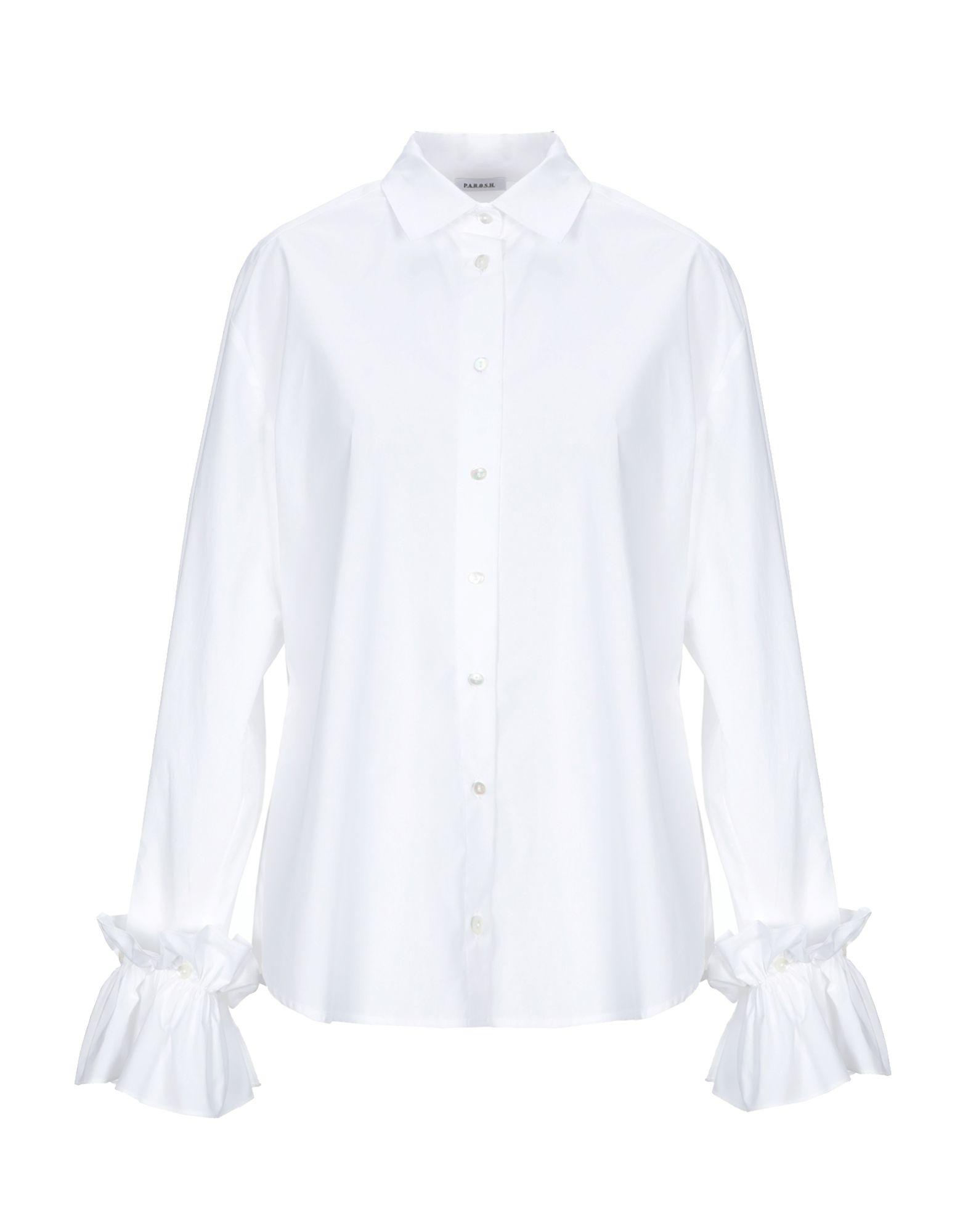 Camicie Camicie Camicie E bluse Tinta Unita P.A.R.O.S.H. donna - 38836934XJ dc8