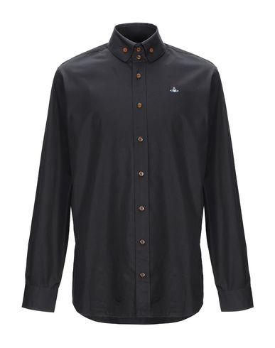 Vivienne Westwood Shirt Button Down In Black