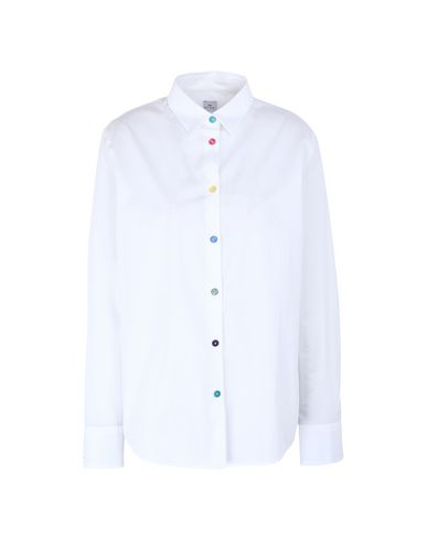 PS PAUL SMITH - Solid color shirts & blouses