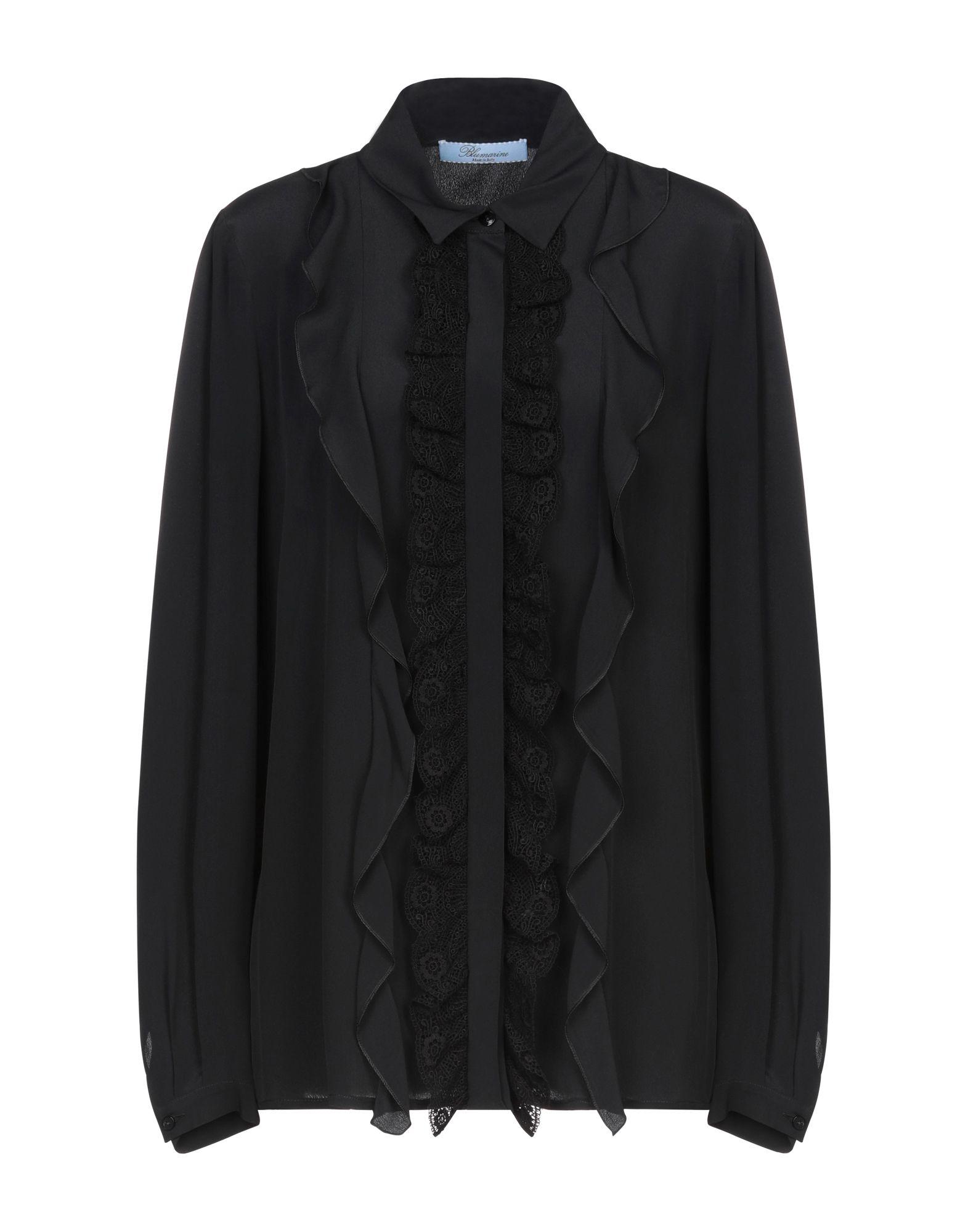 Camicie E bluse In Pizzo Pizzo blumarine donna - 38838877AP  billig und Mode