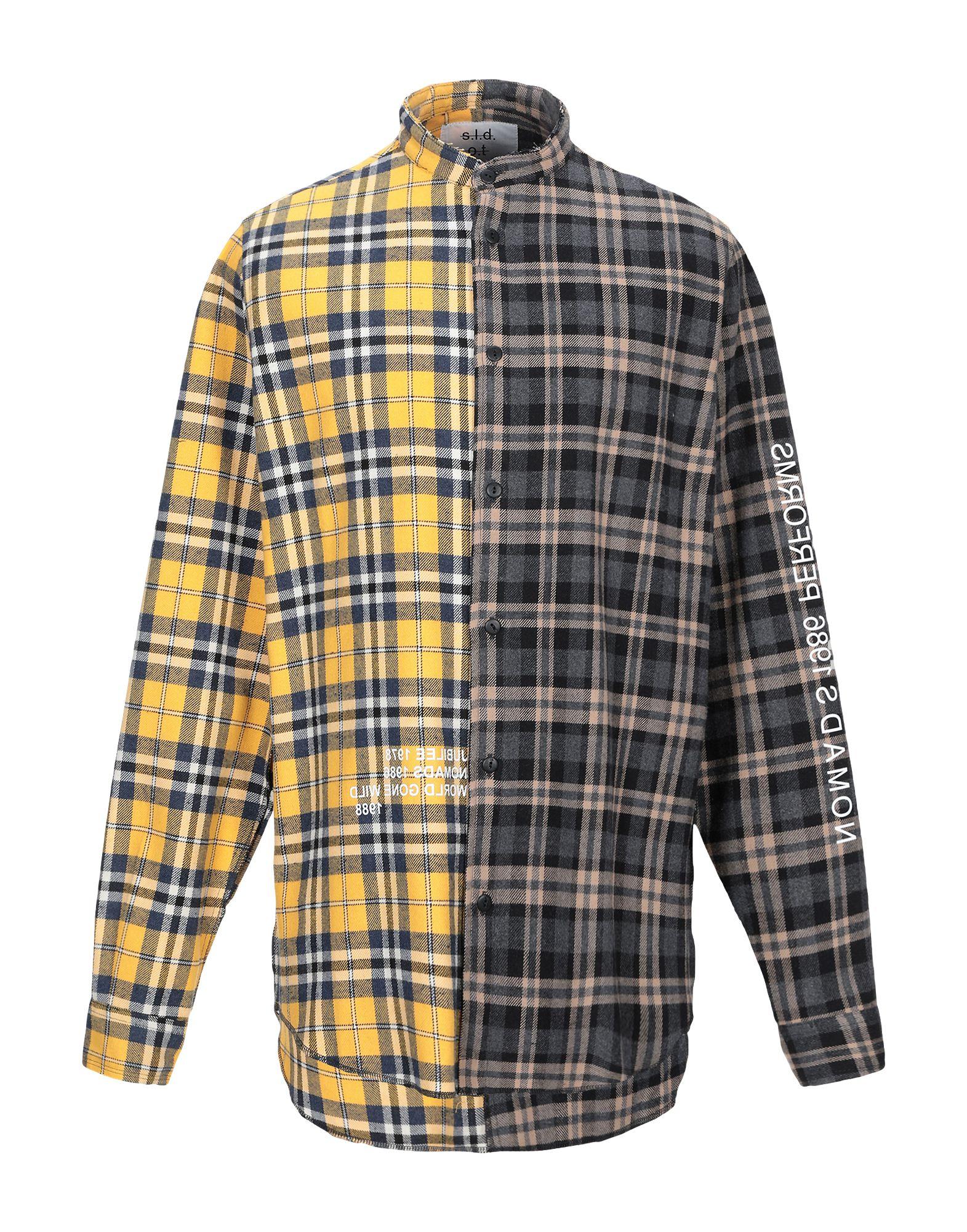 Camicia A Quadri Sold Out herren - 38838923RM