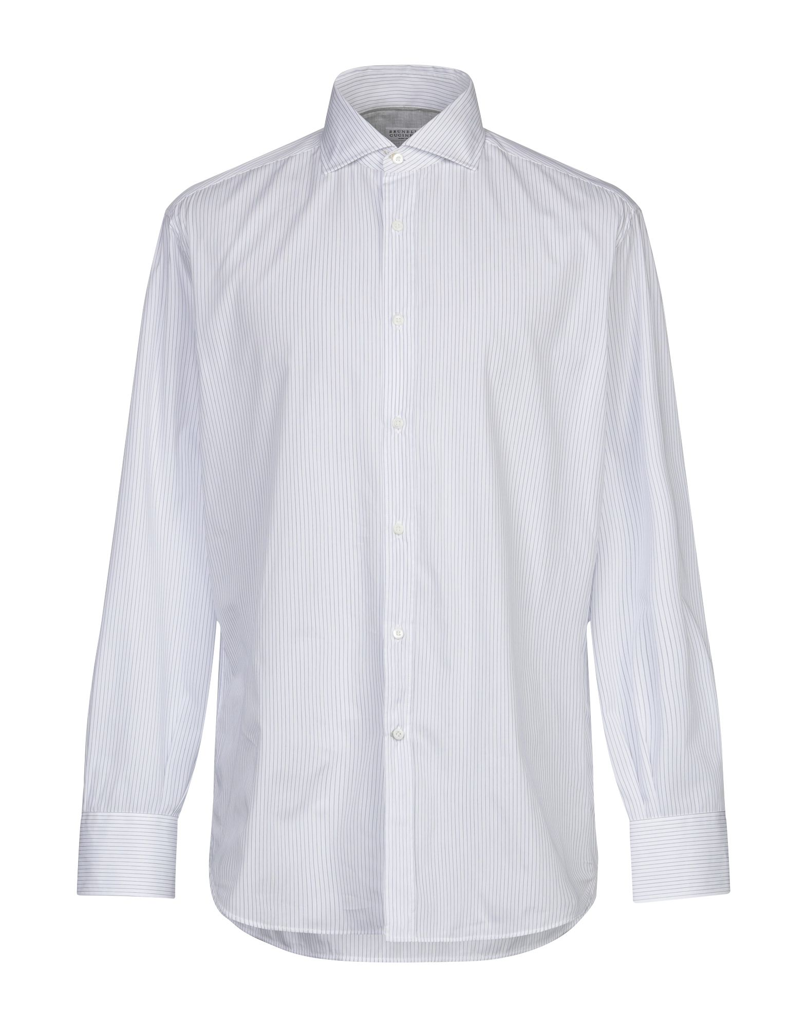 Camicia A Righe Brunello Cucinelli herren - 38839245DR