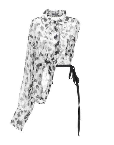 ANN DEMEULEMEESTER - Camisas y blusas de seda