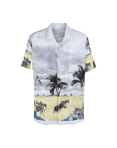 Danilo Paura Patterned Shirt   Shirts by Danilo Paura