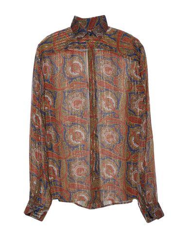 Saint Laurent T-shirts Patterned shirts & blouses