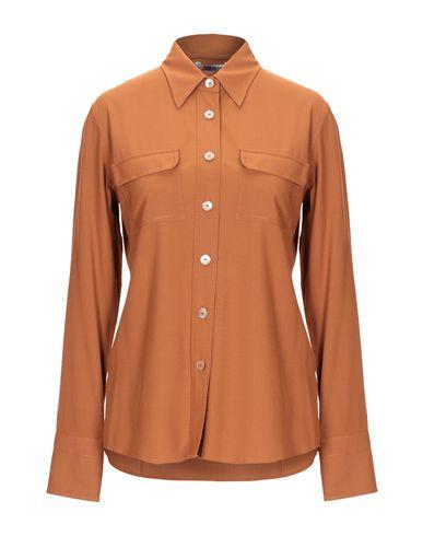 CALIBAN - Solid color shirts & blouses