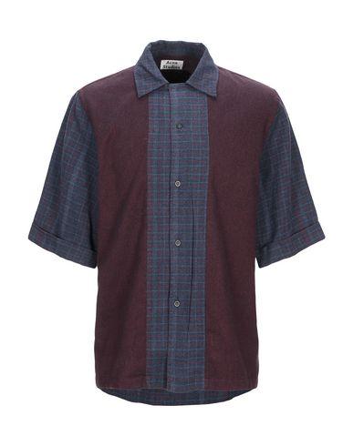 ACNE STUDIOS - Patterned shirt