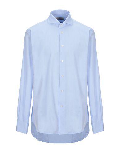 PIERRE BALMAIN - Solid color shirt