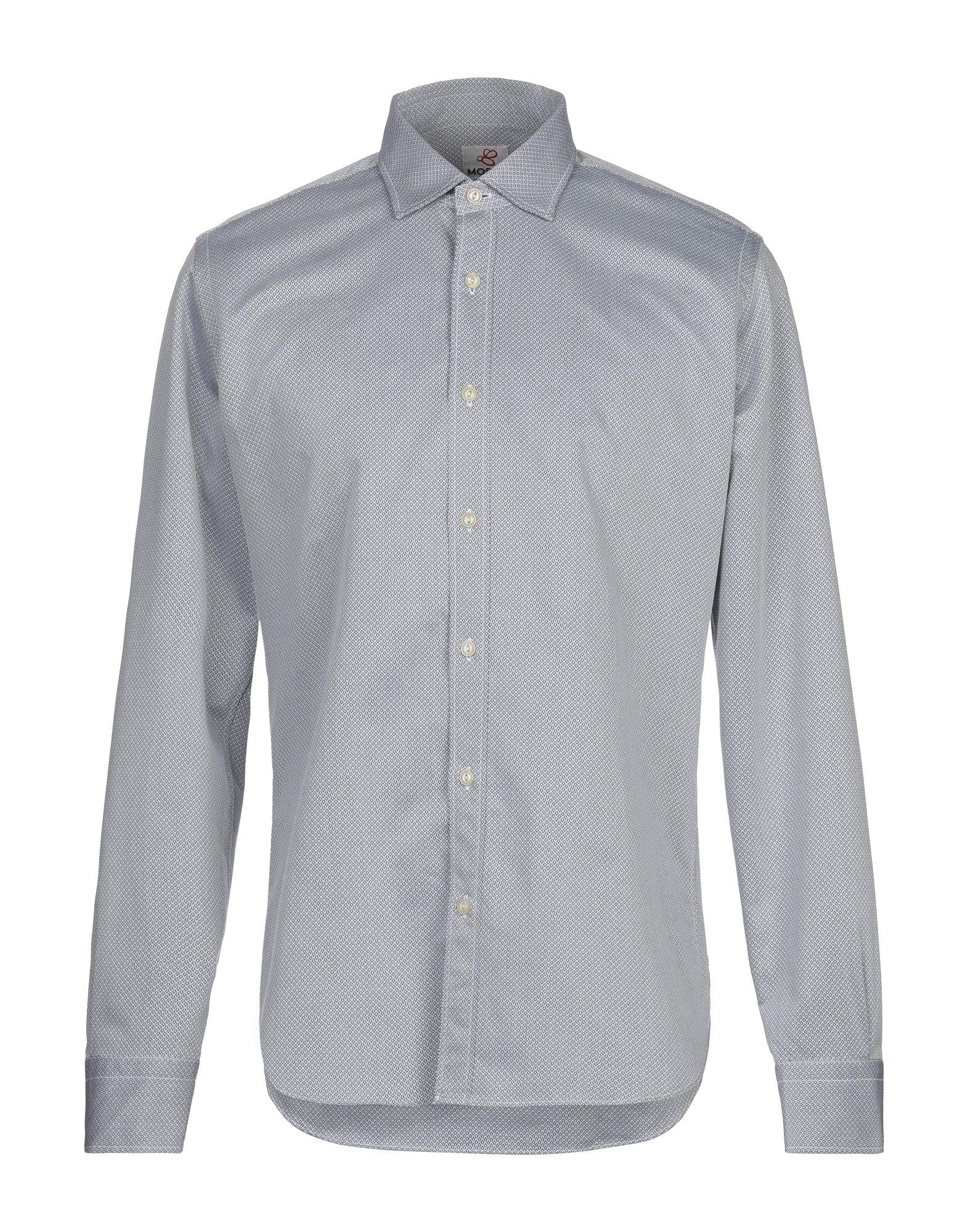 Camicia Fantasia Mosca uomo uomo - 38841733NJ  offizielle Qualität