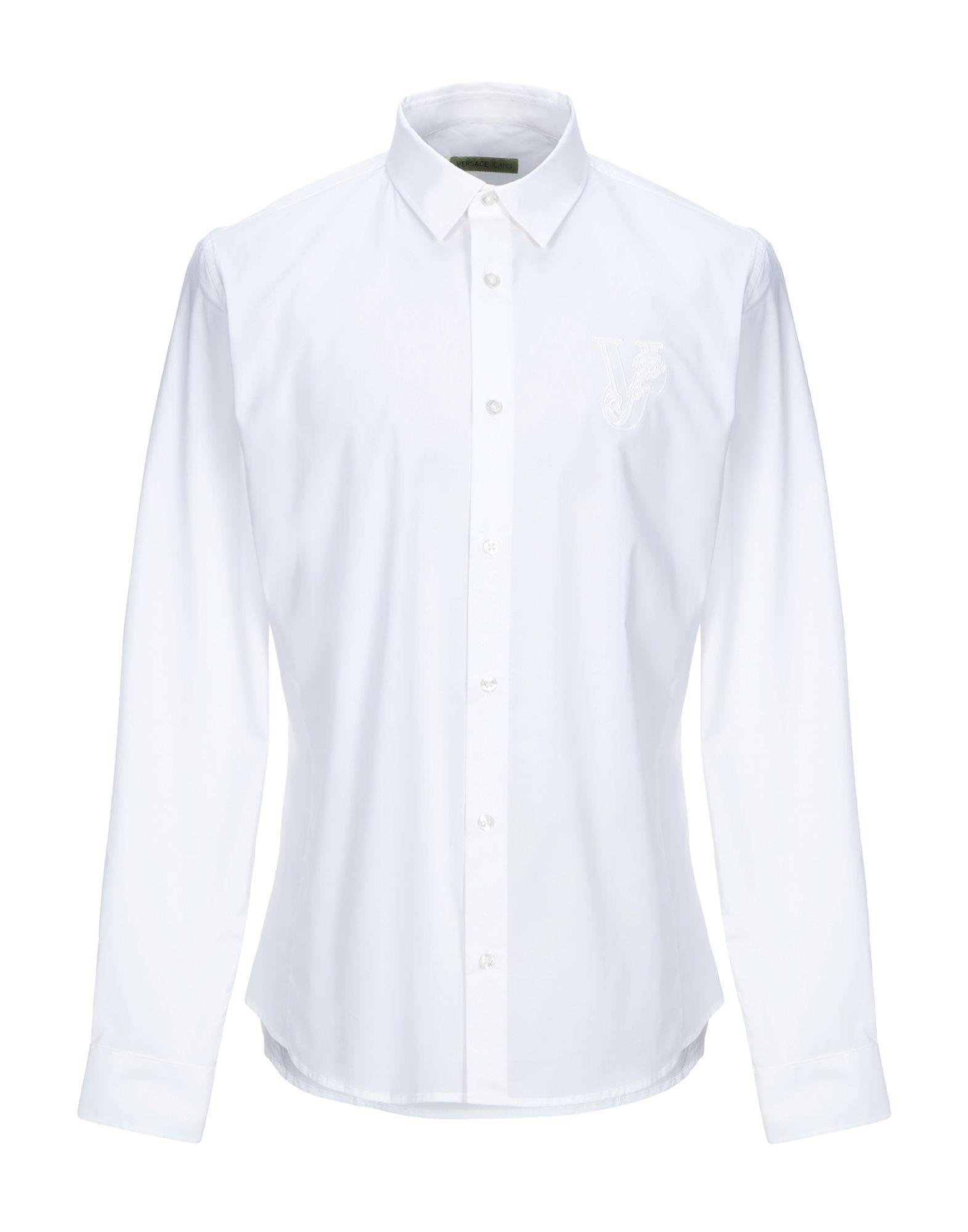 Camicia Tinta Unita Versace Jeans herren - 38842603UX