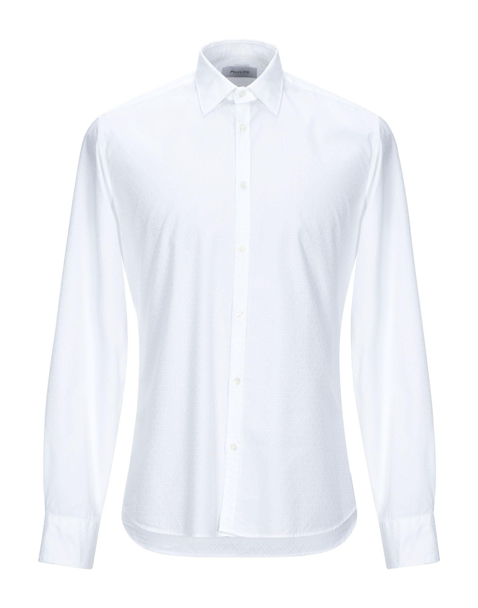 Camicia Tinta Unita Aglini herren - 38842833CV