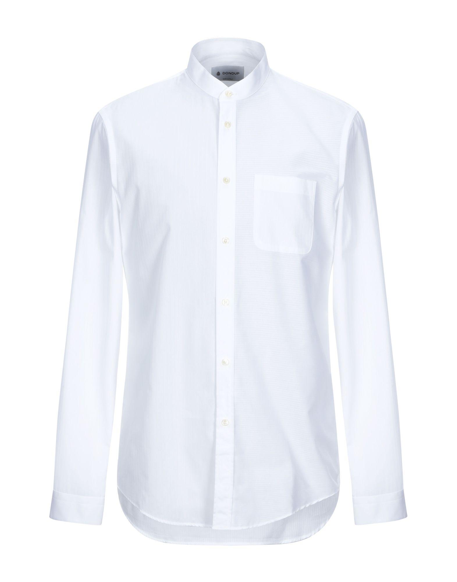 Camicia Tinta Unita Dondup herren - 38842834GQ