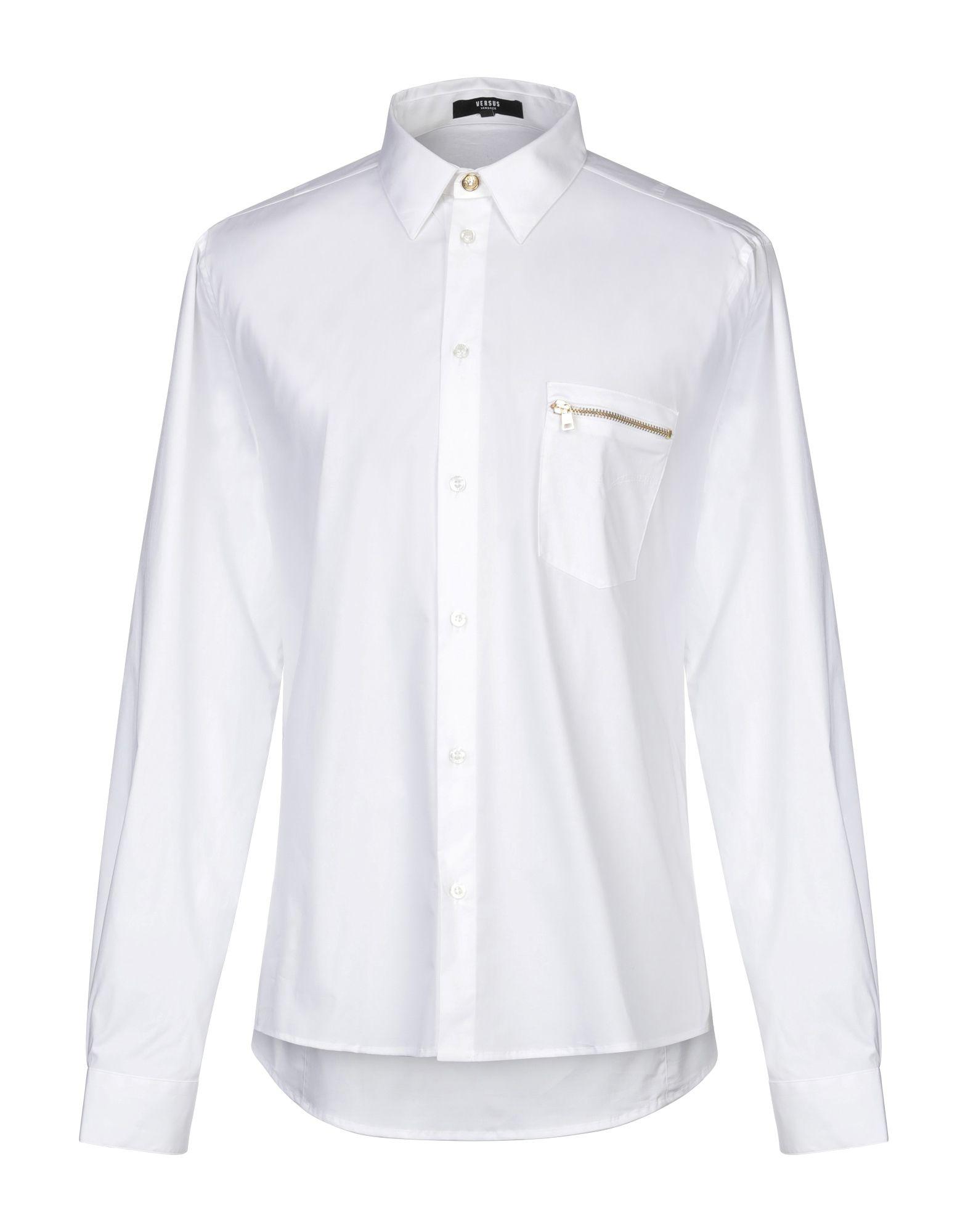Camicia Tinta Unita Versus Versace herren - 38842916PR
