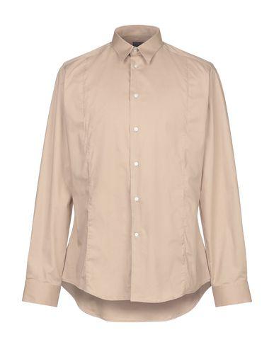 CALVIN KLEIN - 솔리드 컬러 셔츠