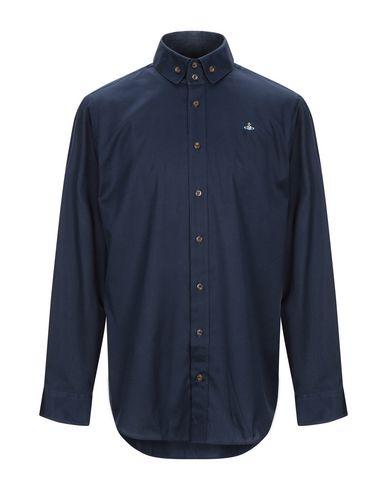 VIVIENNE WESTWOOD - 솔리드 컬러 셔츠