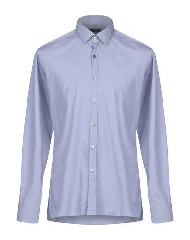 LANVIN - Solid color shirt