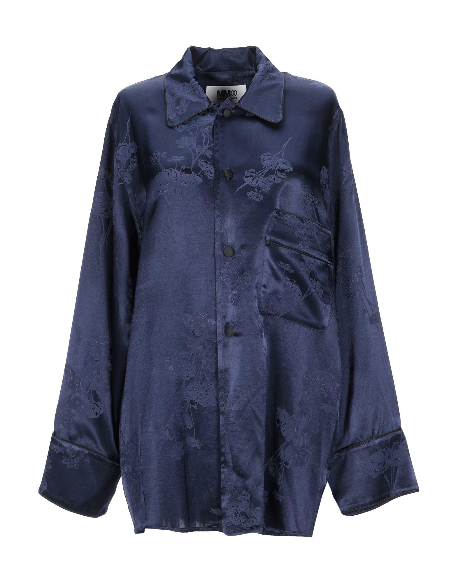 Camicie E bluse Tinta Unita Mm6 Maison Maison Maison Margiela donna - 38844885KG b05