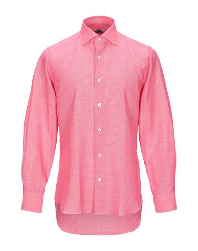 CASTANGIA - Solid color shirt