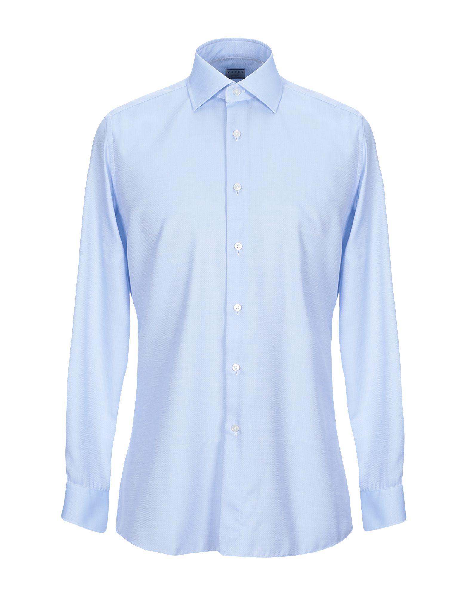 Camicia Tinta Unita Xacus herren - 38845391RQ