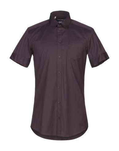 DOLCE & GABBANA - Einfarbiges Hemd