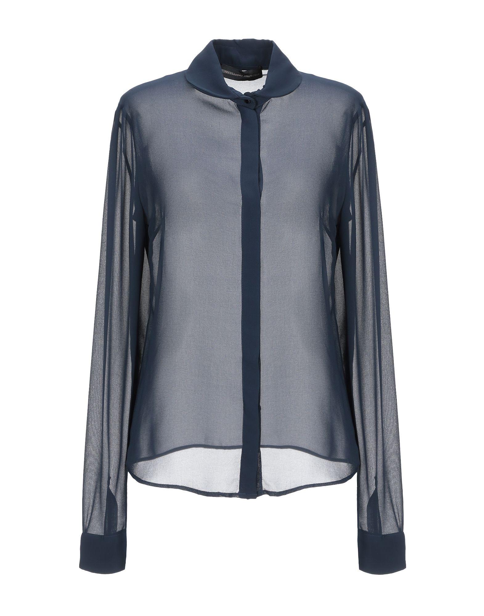 Camicie E Blause Tinta Unita Alessandro Dell'acqua damen - 38846073AU