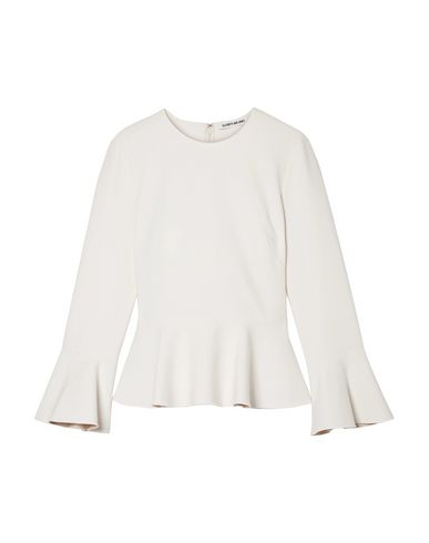 Elizabeth And James Blouse In Ivory