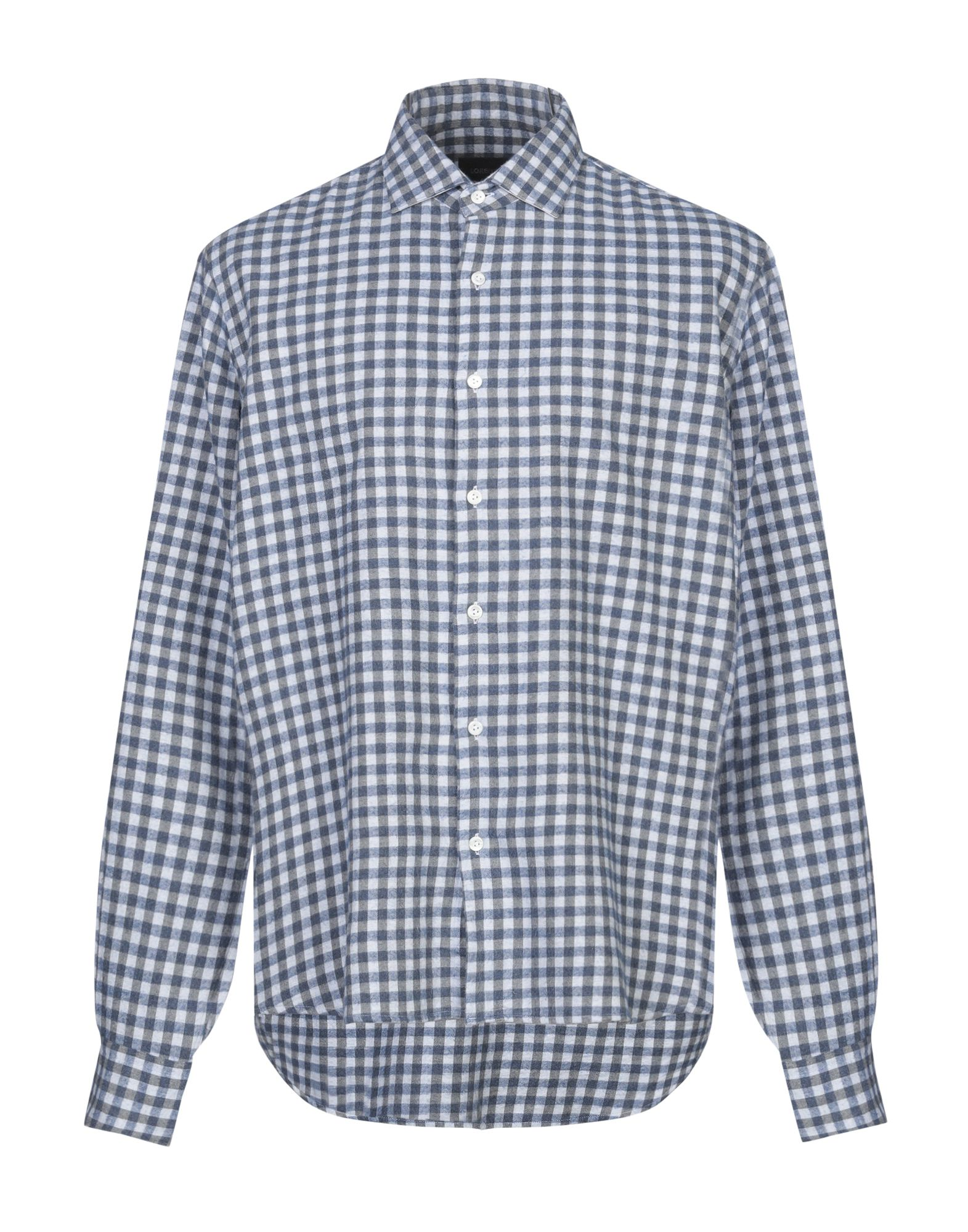 Camicia Camicia A Quadri Lorenzini uomo - 38846339BB  Verkauf mit hohem Rabatt