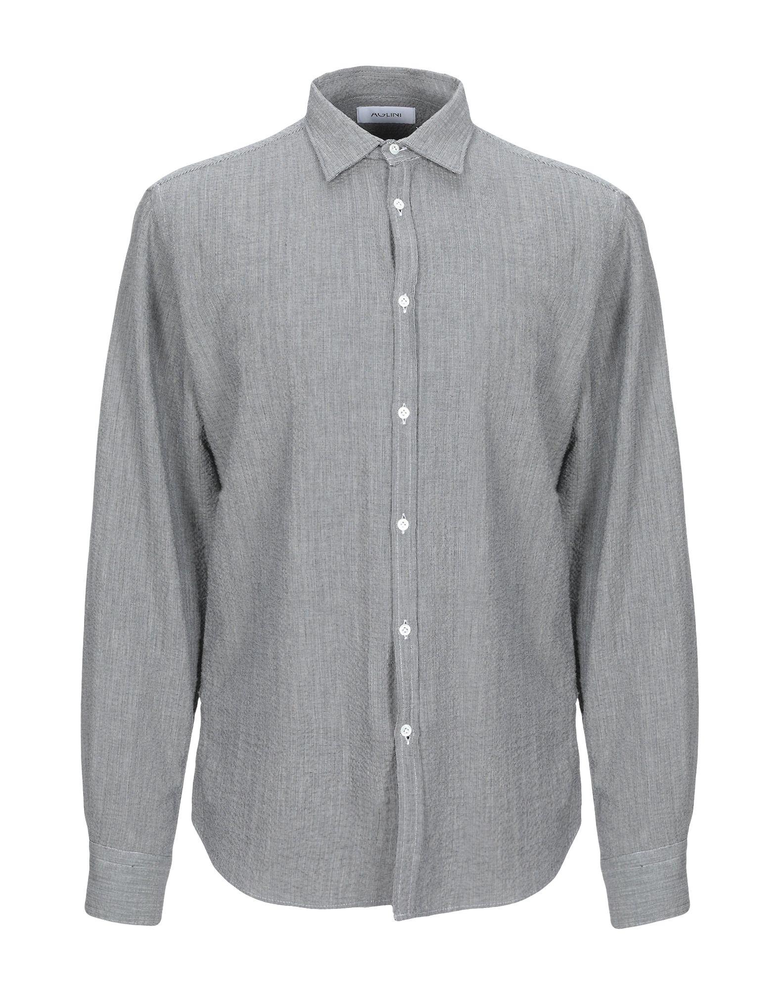 Camicia Fantasia Aglini uomo uomo - 38847088CB