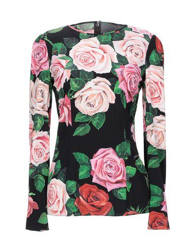 DOLCE & GABBANA - Floral πουκάμισα και μπλούζες