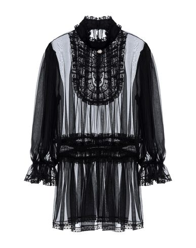 DOLCE & GABBANA - Δαντελωτά πουκάμισα και μπλούζες