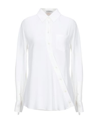 Altuzarra T-shirts Solid color shirts & blouses