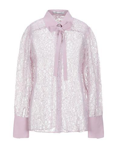 VALENTINO - Chemises et chemisiers de couleur unie