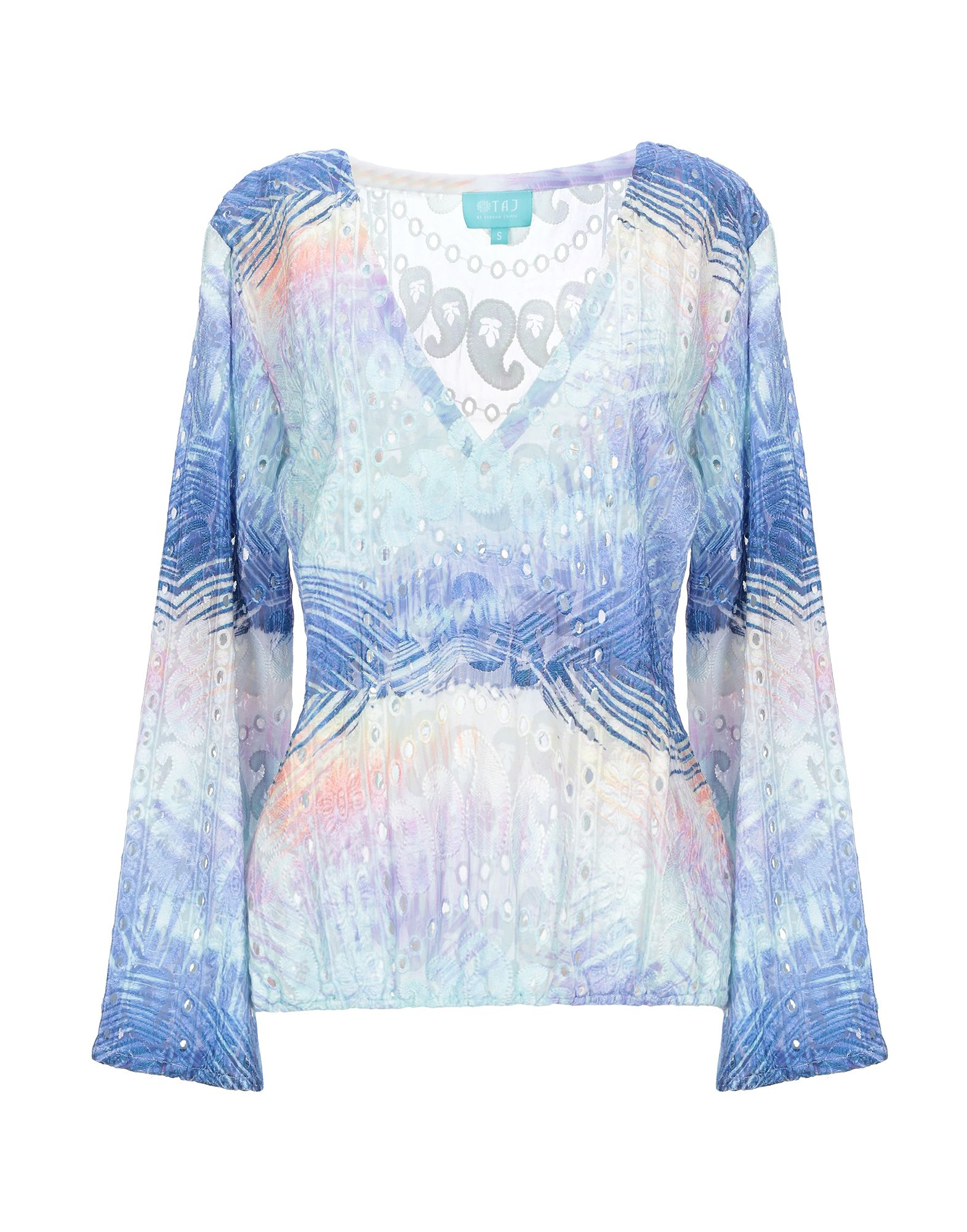 blusa blusa blusa Taj By Sabrina Crippa donna - 38849009EO 681