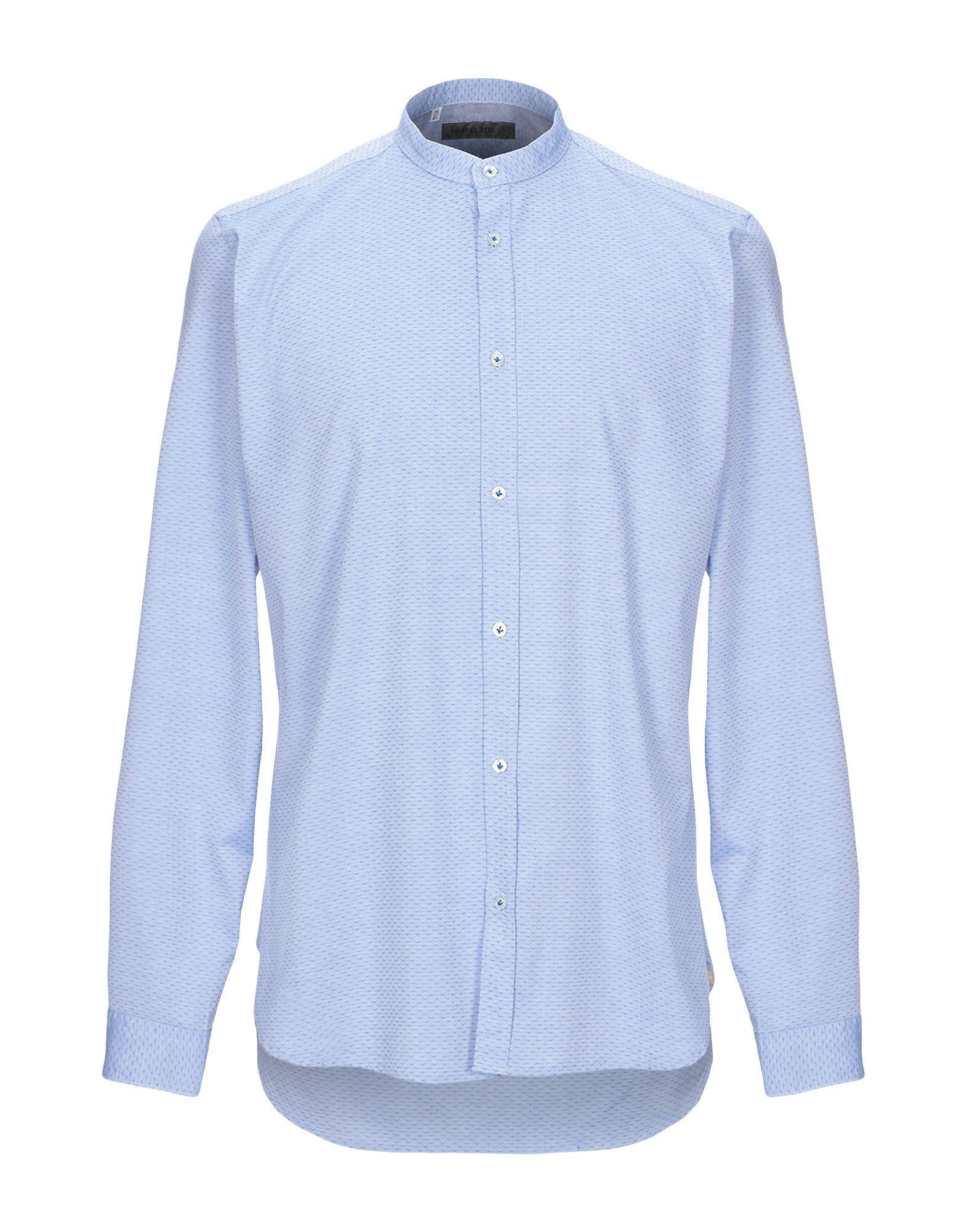 Camicia Fantasia Manuel Ritz herren - 38849234CQ