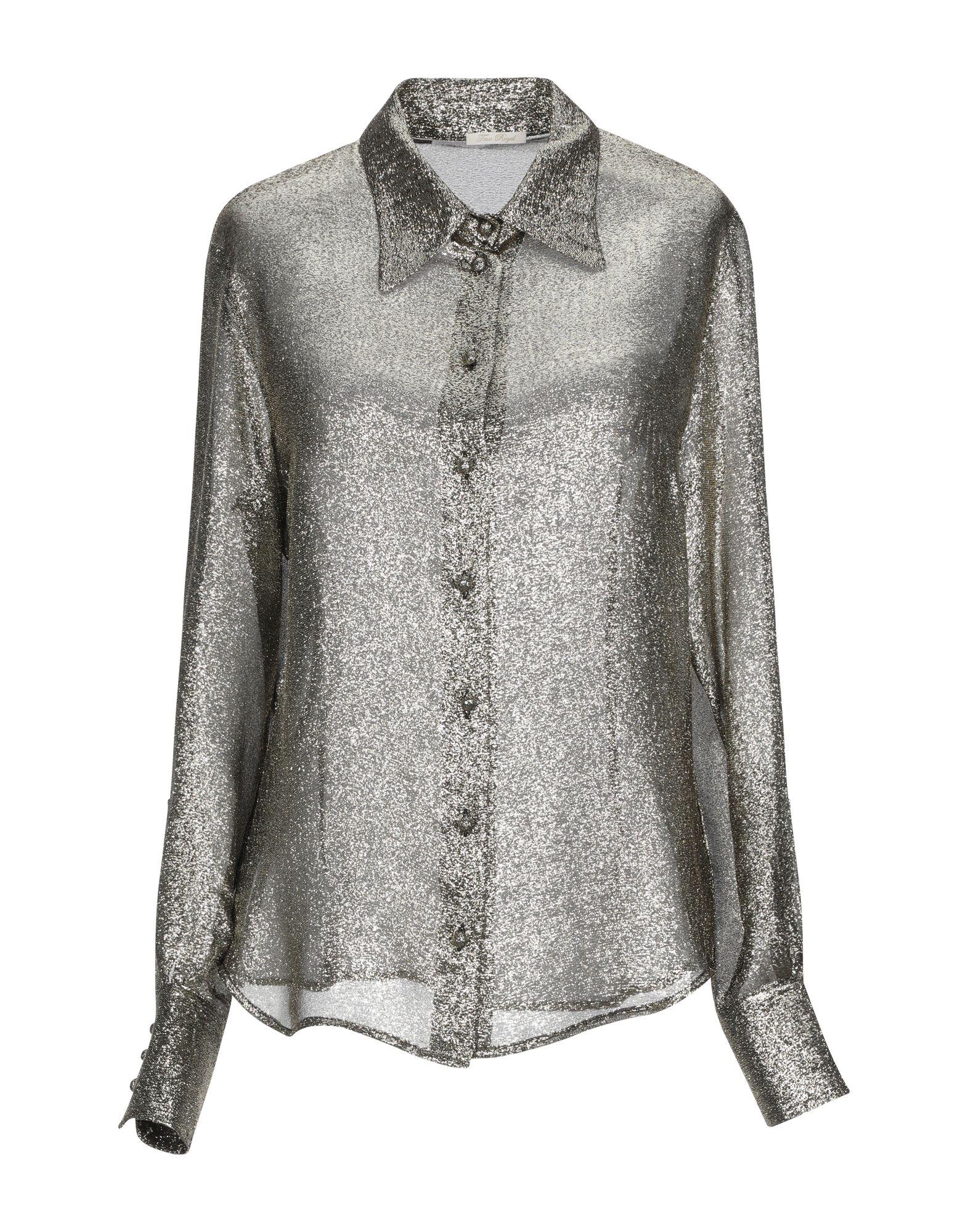 Camicie E Blause Tinta Unita True Royal damen - 38850322JH