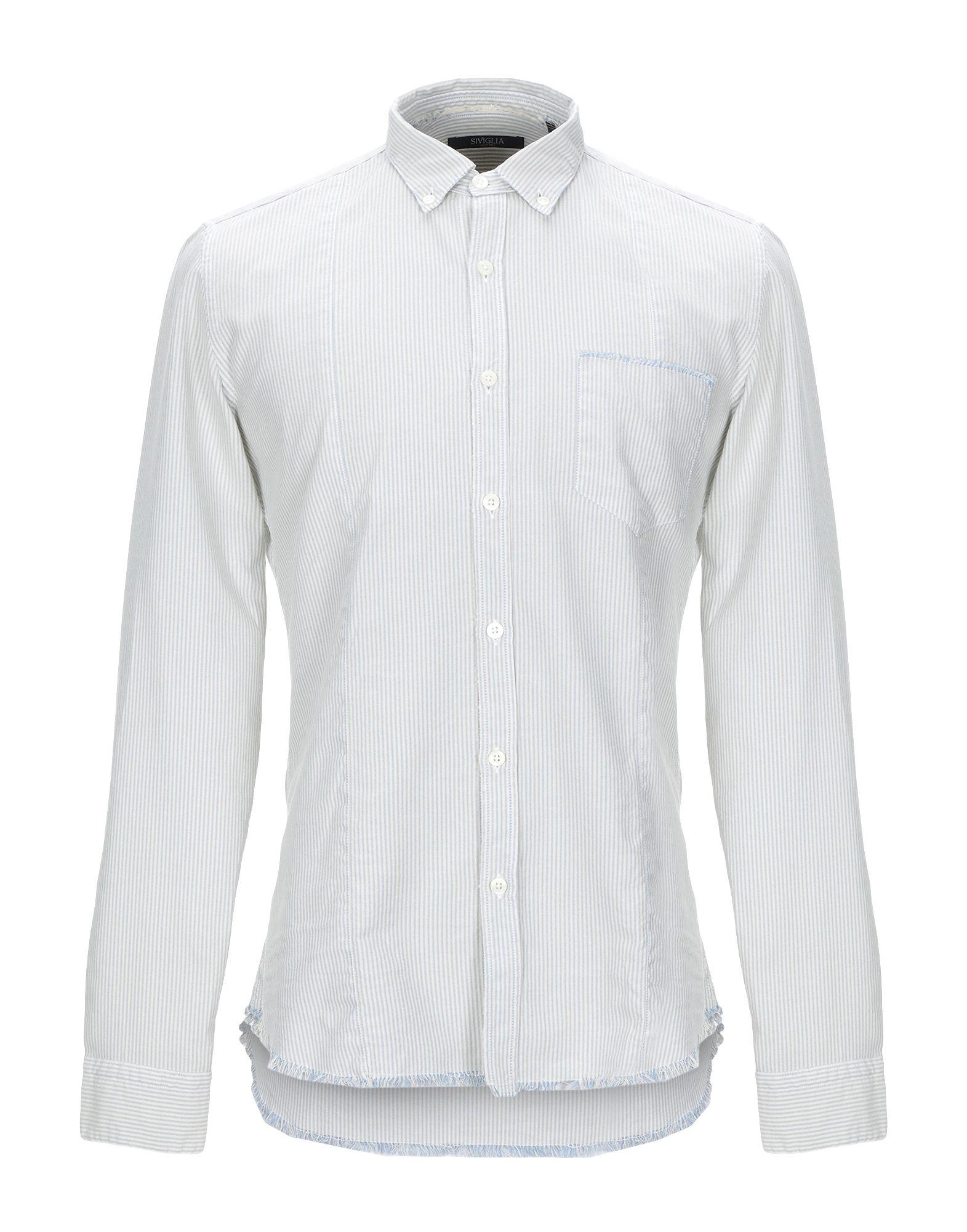 Camicia A Righe Siviglia Denim herren - 38850405ES