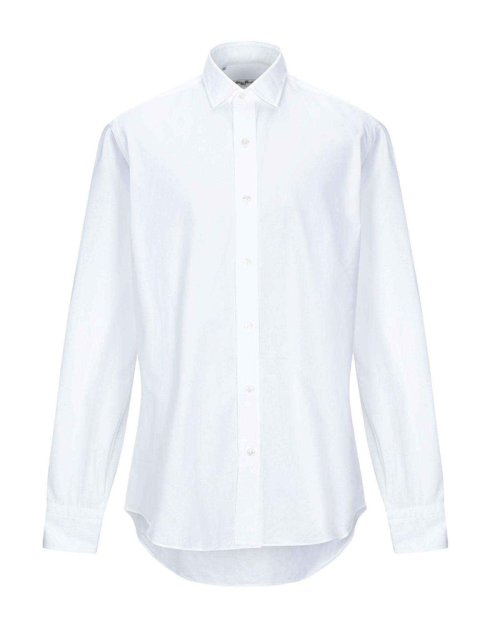 Camicia Tinta Unita Salvatore Piccolo uomo - 38851133PQ
