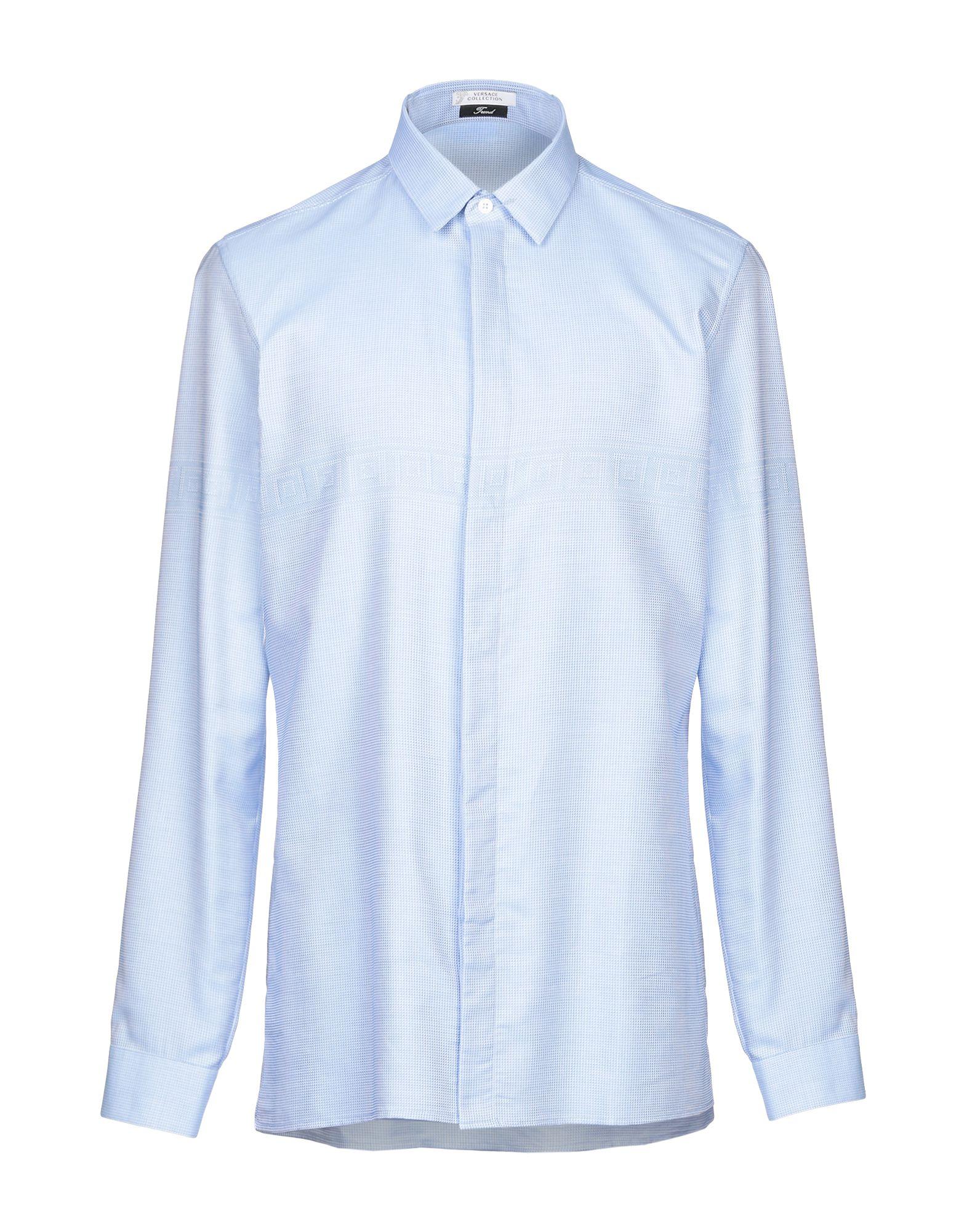 Camicia Camicia Camicia Fantasia Versace Collection uomo - 38852071LU 435