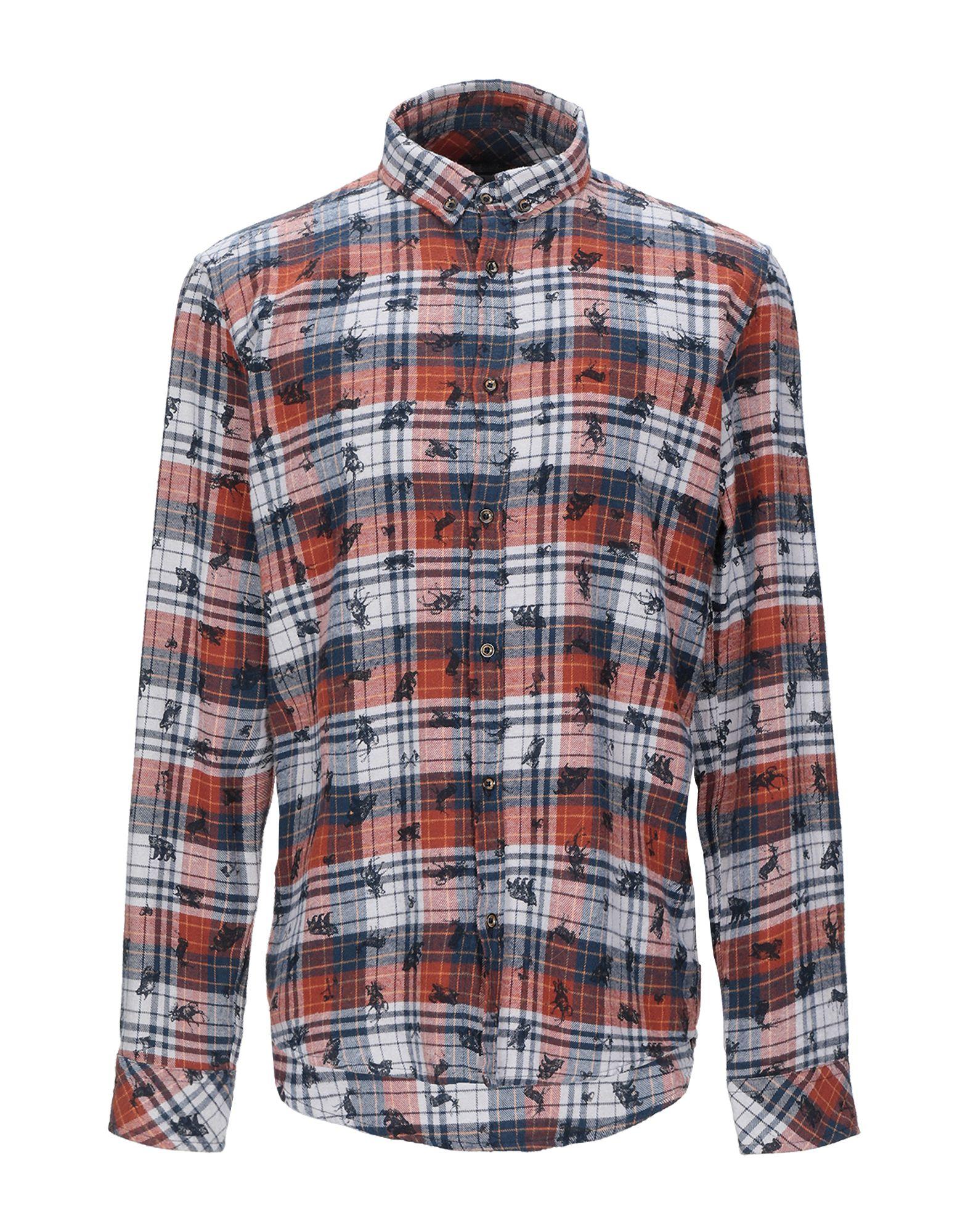 Camicia A Quadri Berna herren - 38852095TR