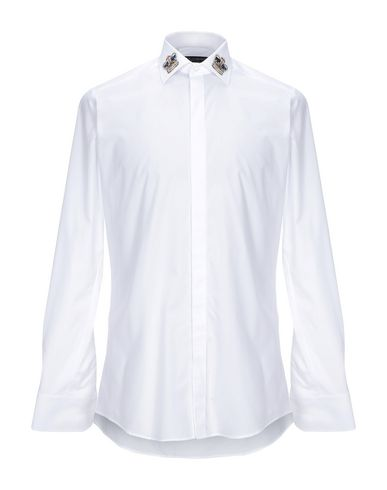 DOLCE & GABBANA - Solid color shirt