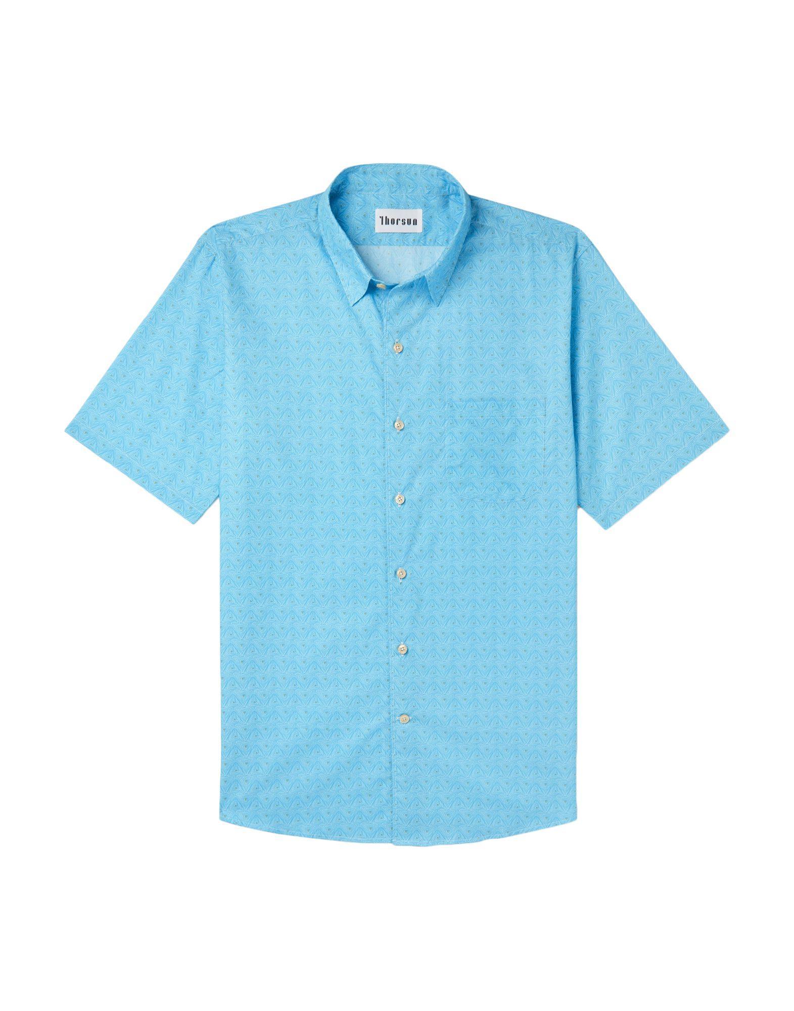 Camicia Fantasia Thorsun herren - 38854143WN