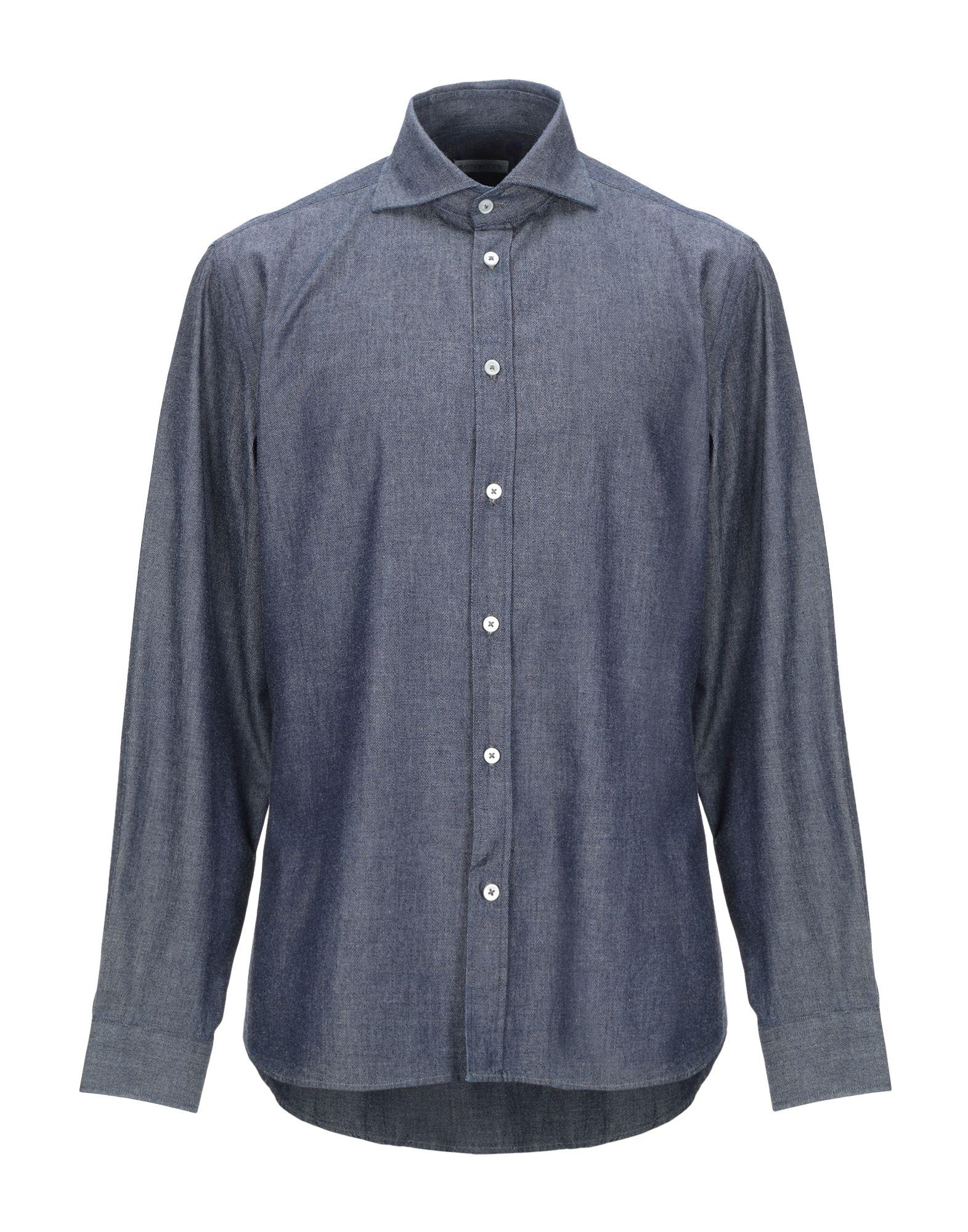 Camicia Camicia Tinta Unita Eminence uomo - 38854156WF  fabrik direktverkauf