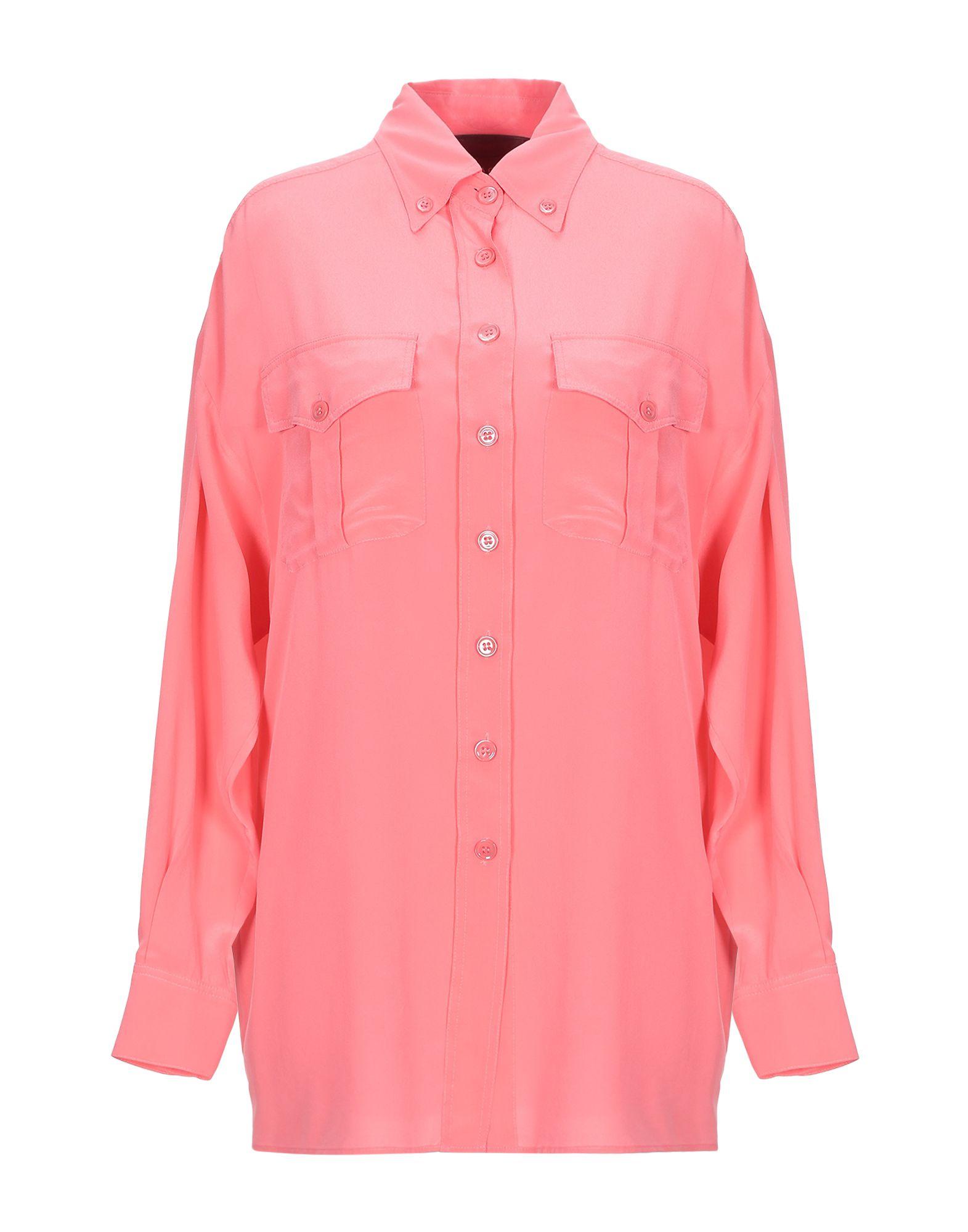 Camicie E bluse In Seta Erika Cavallini donna donna - 38855114LM