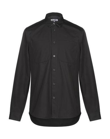 JIL SANDER - Einfarbiges Hemd