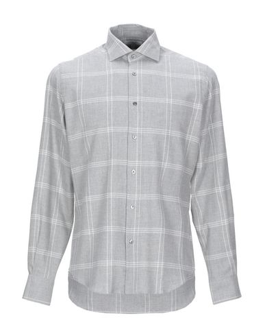 BOGLIOLI - Checked shirt