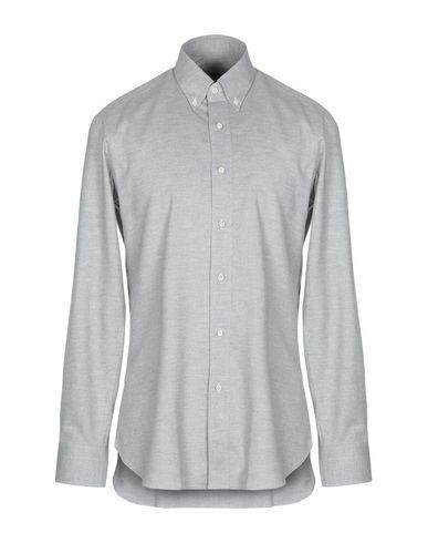 BOGLIOLI - Einfarbiges Hemd