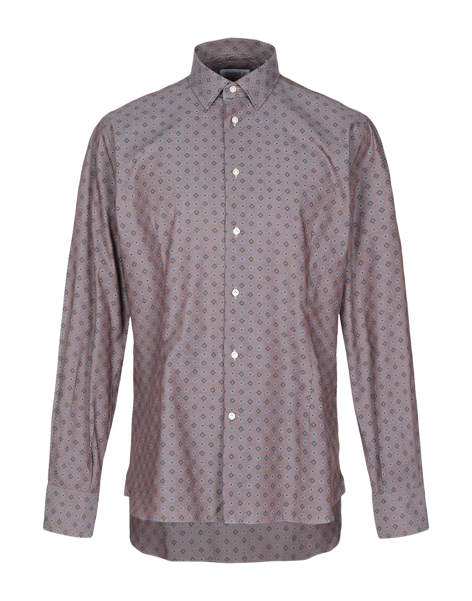 Camicia Fantasia Brancaccio C. herren - 38855687XB