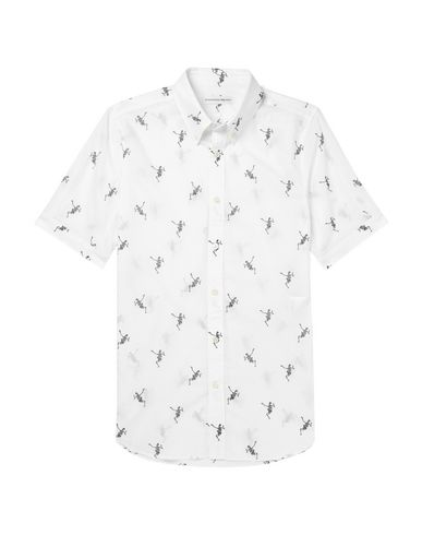 ALEXANDER MCQUEEN - Camisa estampada
