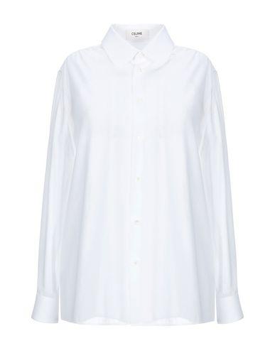 CELINE - Solid colour shirts & blouses